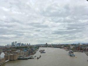 ロンドン、テムズ川